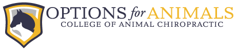 Options for Animals College of Animal Chiropractic | Integrative Therapies